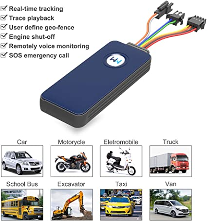 GPS & Navigation GPS Trackers GPS Tracker for Vehicle,No Monthly ...