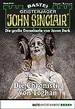 Eric Wolfe: John Sinclair - Folge 2042: Die Chronistin von Toghan