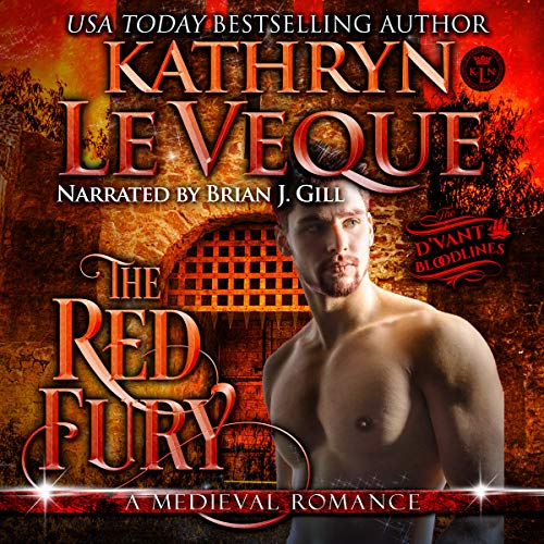 The Red Fury     d'Vant Bloodlines, Volume 2              By:                                                                                                                                 Kathryn Le Veque                               Narrated by:                                                                                                                                 Brian J. Gill                      Length: 18 hrs and 12 mins     3 ratings     Overall 5.0