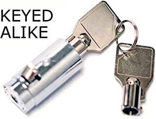 Vending Cylinder Lock and Keys for Coke, Pepsi, Dr Pepper, 7up, soda Machines
