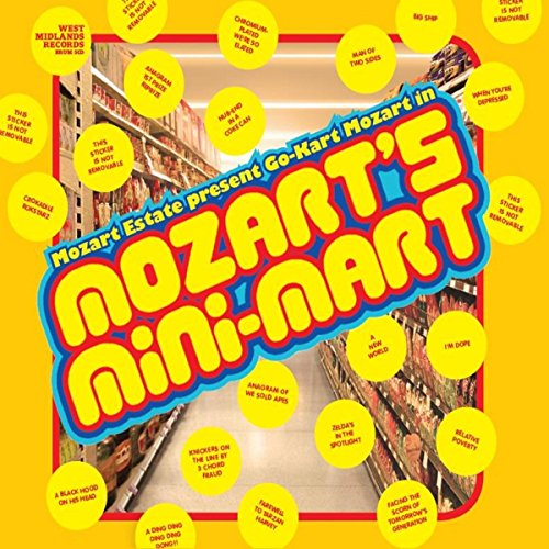 Mozart'S Mini-Mart (Coloured Inner Bag+24''Poster) [Vinyl LP]