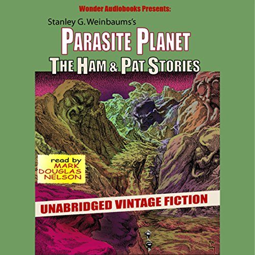Parasite Planet cover art