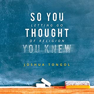 So You Thought You Knew audiobook cover art