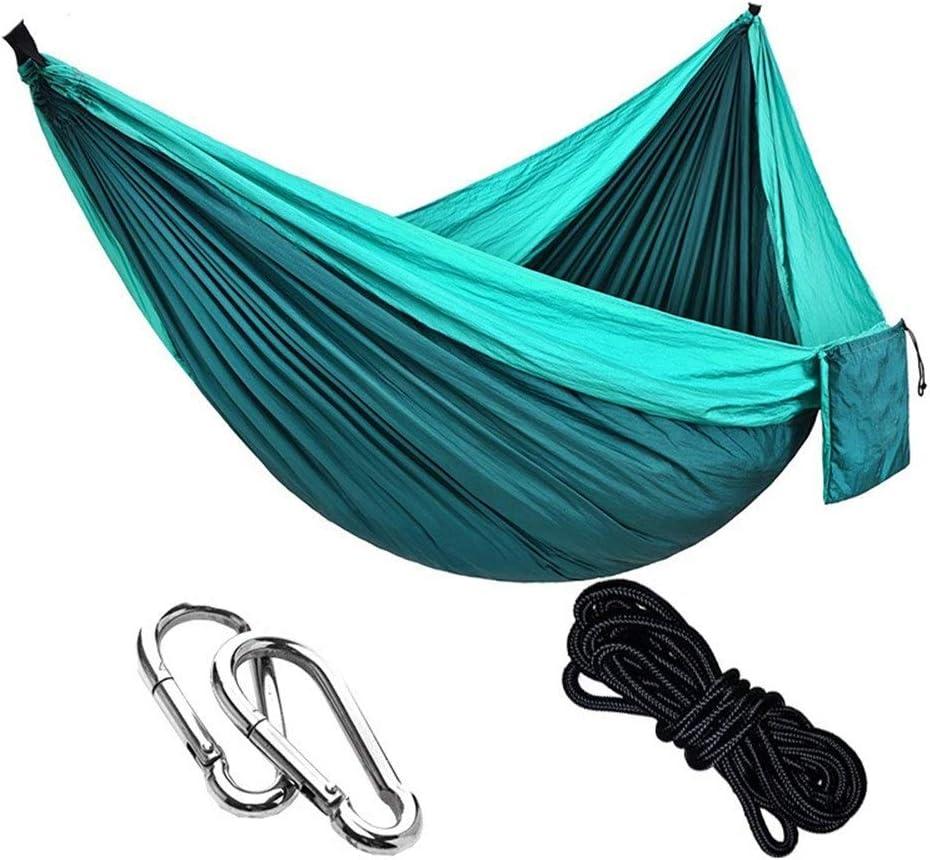 A-hyt Travel Hammock, Outside Nylon Parachute Cloth Hammock Te Directly managed Long Beach Mall store