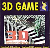 3D Game Creation System -