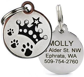 Designer Personalized Stainless Custom Engraved