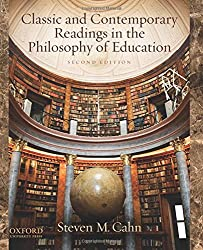 Classic and Contemporary Readings in the Philosophy of Education Cover