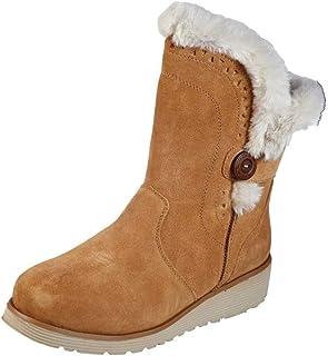 حذاء برقبة للنساء متوسط من Skechers