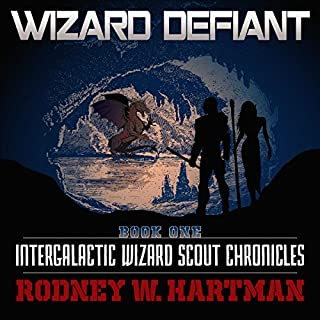 Wizard Defiant audiobook cover art