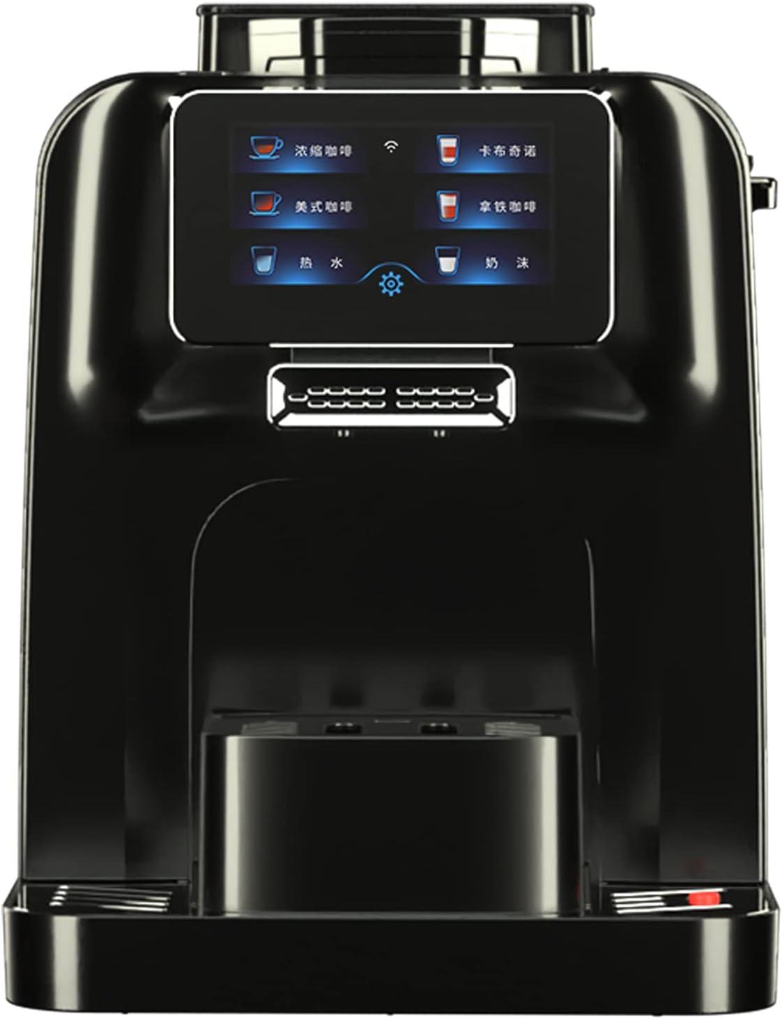 Mcilpoog Super-automatic Espresso Coffee Machine