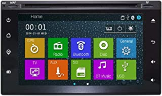 OEM Replacement In Dash GPS Navigation Bluetooth Touchscreen Radio (Includes 1 Year Warranty) for Nissan Frontier 2001-2008