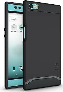 TUDIA Nextbit Robin Case, Slim-Fit Heavy Duty [Merge] Extreme Protection/Rugged but Slim Dual Layer Case for Nextbit Robin (Matte Black)