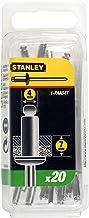 Stanley aluminium klinknagels (4x7 mm) 1-PAA54T