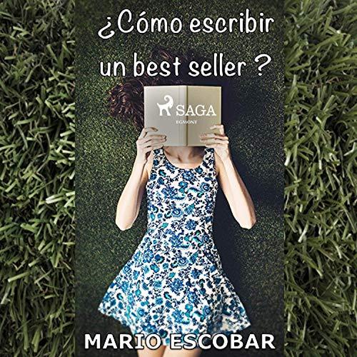 Diseño de la portada del título ¿Cómo escribir un best seller?