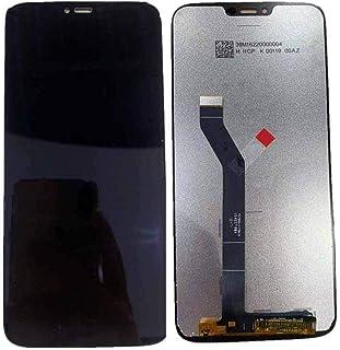 لموتورلا موتو G7 باور XT1955 LCD شاشة لمس رقمية استبدال إصلاح مجموعة شاشة LCD لموتو G7 Power LCD مع أدوات وشريط لاصق