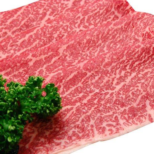 米沢牛モモ・肩 すき焼き用 500g(3~4人前)