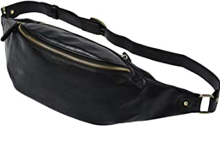 Bageek Mens Chest Bag Sling Bag Creative Portable Waist Pack for Outdoor