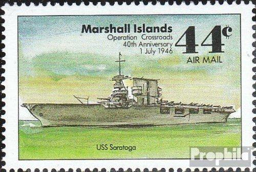 Marshall-Eilanden Mi.-Aantal.: 86 (compleet.Kwestie.) 1986 Bikini-Atoll (Postzegels voor verzamelaars) militair
