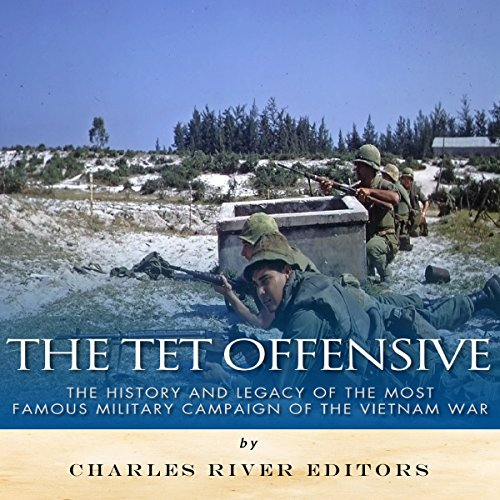 The Tet Offensive audiobook cover art