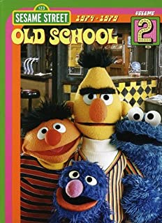 Sesame Street: Old School - Volume 2