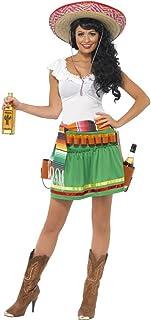 Smiffy's Women's Tequila Shooter Girl Dress