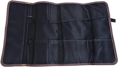 DXLANS Bolsa De Herramientas,Mochila Fatmax 1pc Multi Bolsillo Oxford Cloth Kit de reparación de automóviles Bolsa Plier L...