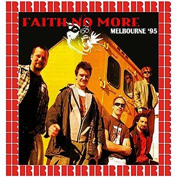 Festival Hall, Melbourne, Australia, August 14th, 1995