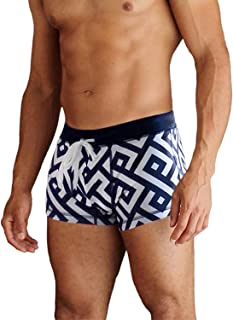 COOFANDY Men's Swimming Trunks, Swimming Trunks, Multicoloured, Quick-Drying Beach Shorts, Beach Shorts, Board Shorts, S, ...