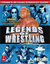Legends of Wrestling (Xbox & GameCube) (Prima's Official Strategy Guide)