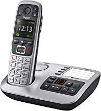 $79 » Gigaset E560A – Premium Big Button Phone for Seniors, Cordless Phone with Answering Machine and Extra Large Keys, Brillian...