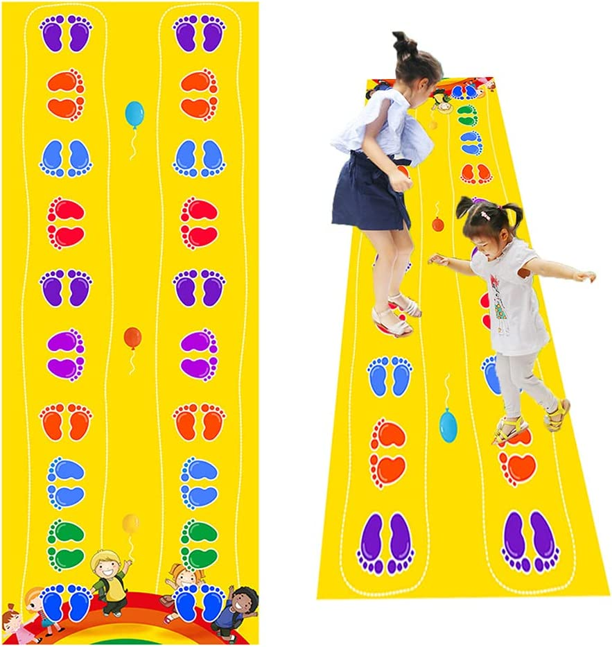 KEBEGE Hands and Feet Max 81% OFF Special sale item Active Games Parent Child for Sports Toys