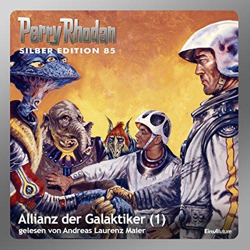 Allianz der Galaktiker, Teil 1 Titelbild