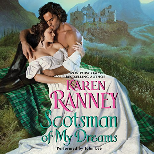 Scotsman of My Dreams audiobook cover art