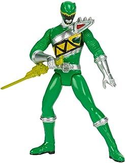 Power Rangers 38160 Megaforce Green Ranger Figure, Green