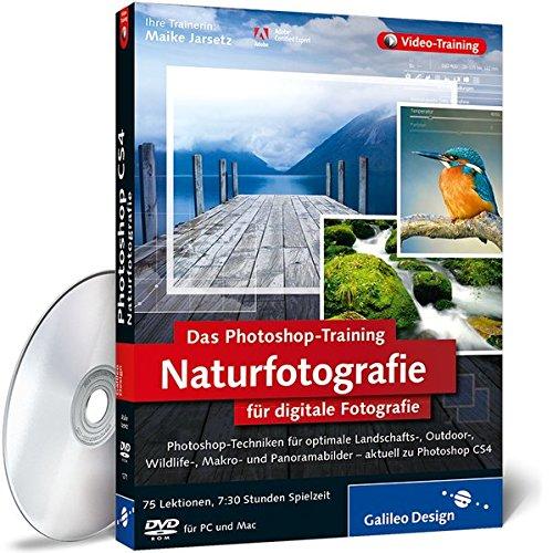 Adobe Photoshop fr digitale Fotografie: Photoshop-Training: Landschaft&Natur [import allemand]