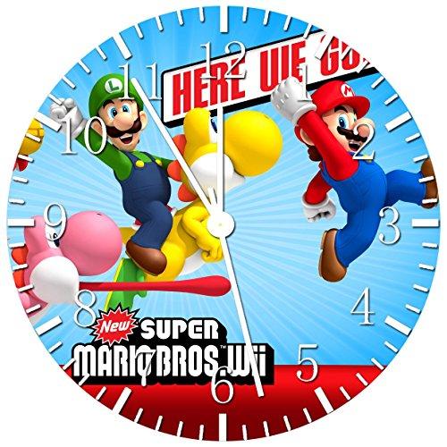 Ikea Super Mario Bros. Wanddekoration Will Be Nice Gift and Room, 25,4 cm, 10 Stück