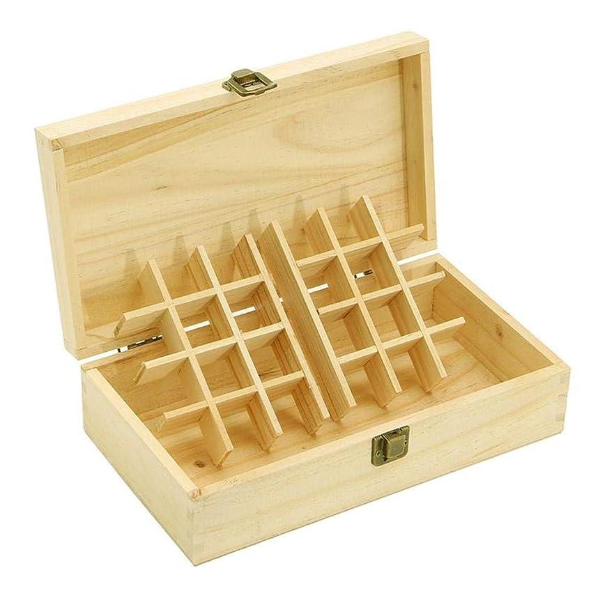 狂気しわ情熱的エッセンシャルオイル収納ボックス 純木の精油の収納箱 香水収納ケース アロマオイル収納ボックス