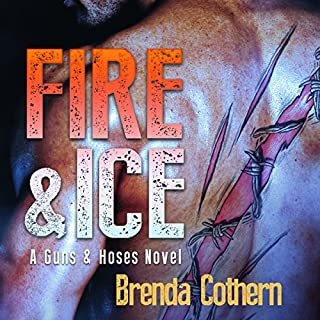 Fire & Ice audiobook cover art