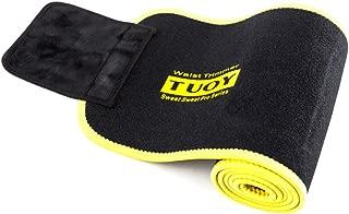 DGXINJUN Waist Trainer & Trimmer Belt for Men Women Weight Loss Waist Slimming Ab Sauna Belts