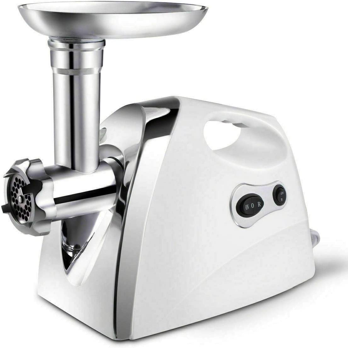 Electric Meat Limited time trial price Grinder Safety and trust 2800W Steel Stainless Grind