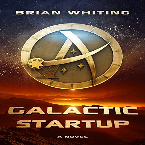 Galactic Startup cover art