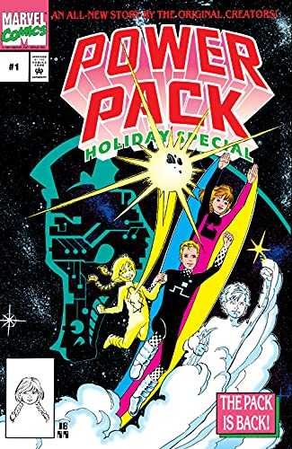 Power Pack (1984-1999) Holiday Special #1 (English Edition)