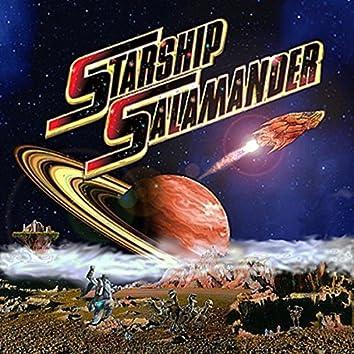 Starship Salamander, Vol. 1