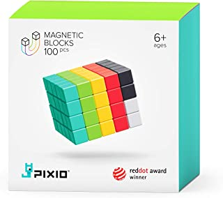 Design Series - 100Magnetic Pixio Blocks