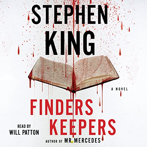 Finders Keepers Audiobook By Stephen King cover art