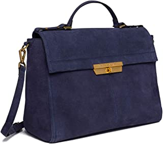 Replay Women's Handbag Suede 33Cm