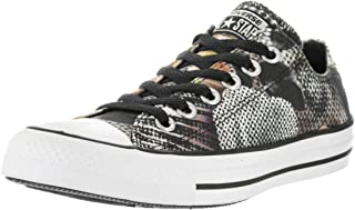 Converse Women's Chuck Taylor All Star Digital Floral Ox Basketball Shoe