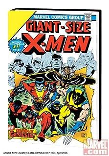 Uncanny X-Men Omnibus (v. 1) (0785121013)   Amazon price tracker / tracking, Amazon price history charts, Amazon price watches, Amazon price drop alerts