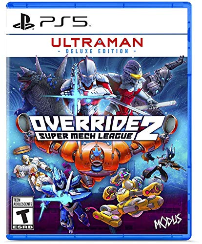 Override 2: Ultraman Deluxe Edition (PS5) PlayStation 5