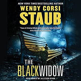 The Black Widow cover art